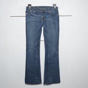 Rock republic  flare womens jeans size 29 L 1211